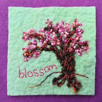 Place Booking - Seasonal Creative Quiet Day 1 - Blossom