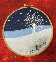 Winter Embroidery Workshop
